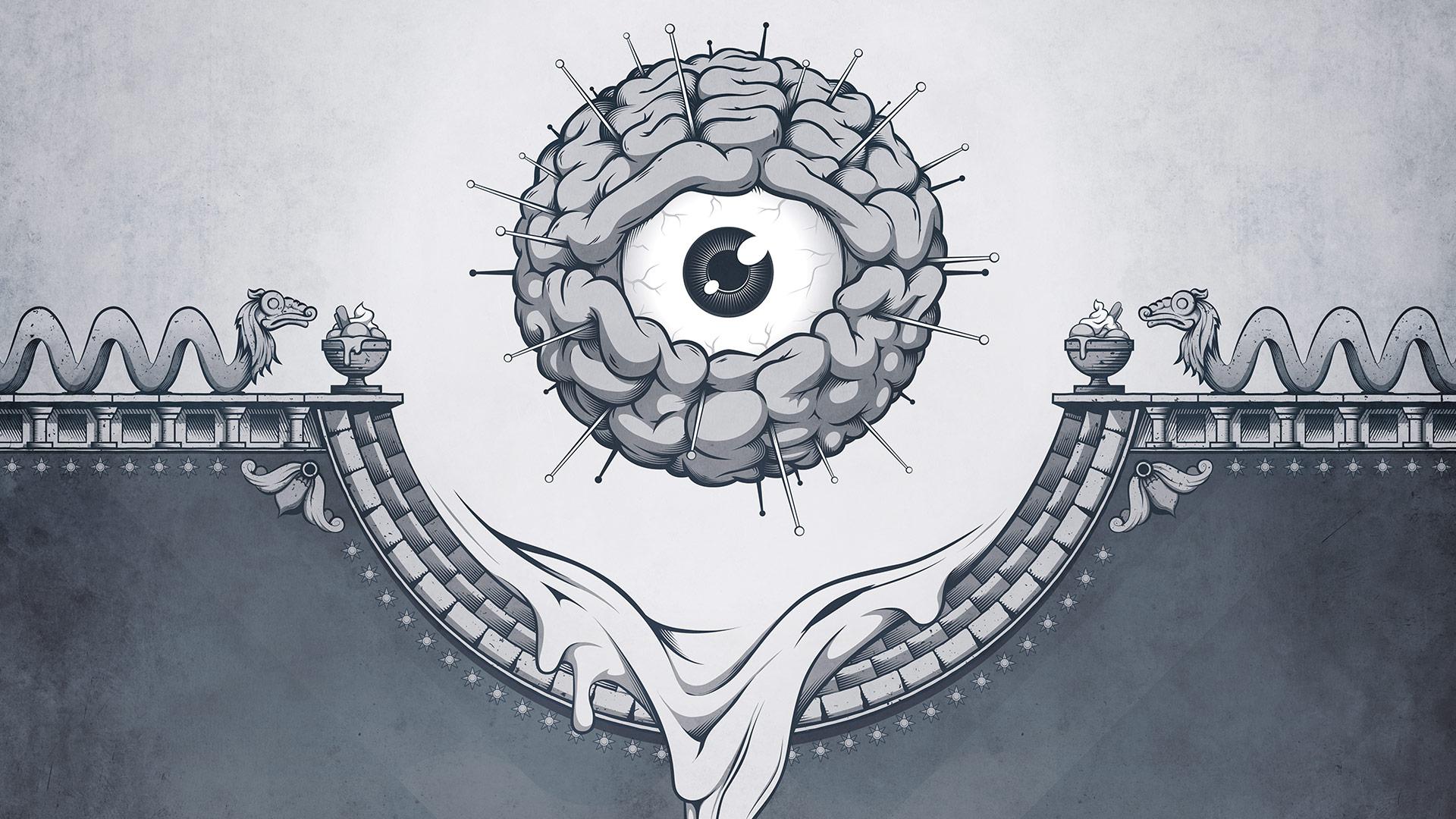 Metamorphosis   Illustration By Artjom Meister   Art-mas.com