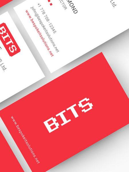 Bespoke IT Solutions Ltd. | Cover | Branding By Artjom Meister | Art-mas.com