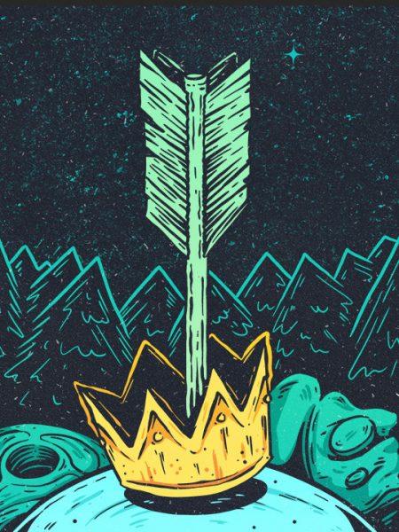 Gringos Fiesta 2019   Cover   Illustration By Artjom Meister   Art-mas.com